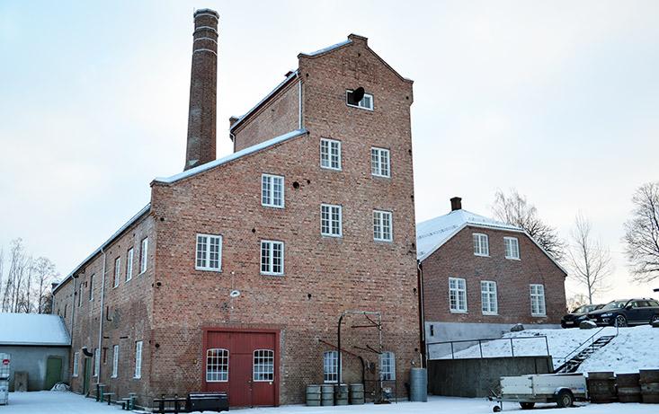 Atlungstad Brenneri. Foto: Tore Tøndevold